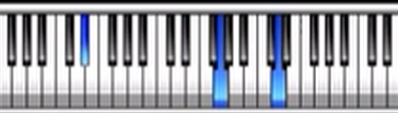 1-3-7 chord voicing